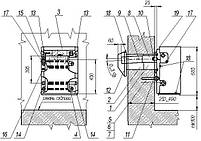 Котел газовый парапетный Данко-10УС, фото 2