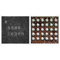 Микросхема управления питанием и USB 358S для Samsung I9192 Galaxy S4 Mini Duos, Samsung T210, T215 Galaxy Tab