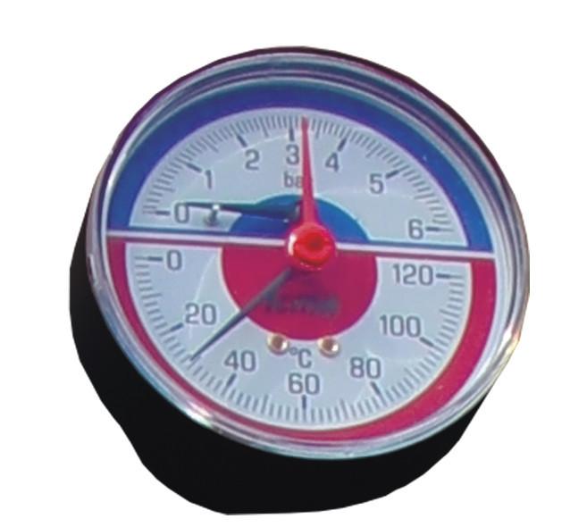 Термоманометр Stropuva