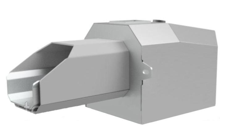 Пеллетная горелка Venma Comfort 70 кВт