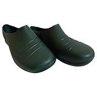Мужские галоши пвх, калоши пена, резиновая обувь, обувь EVA, садовые калоши пвх, фото 1