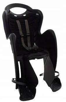 Велокрісло Bellelli Mr. Fox Clamp Black на багажник