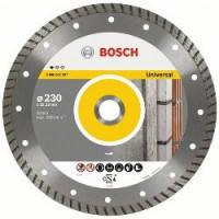 Диск отрезной Bosch Turbo общего назначения Universal 230
