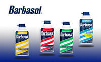 BARBASOL - лидер среди средств для бритья в США
