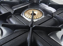 Плита газова Pimak M015/8 з газконтролем, фото 3