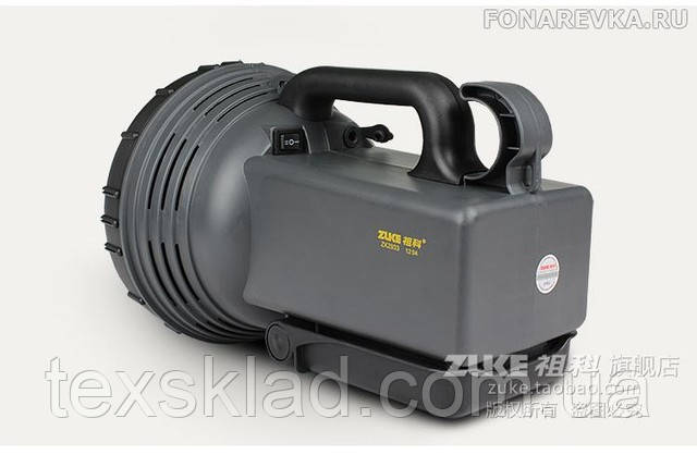 Фонарь-прожектор аккумуляторный ZK-2933