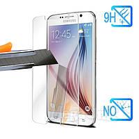 Защитное стекло для экрана Samsung Galaxy S6 (g920) твердость 9H, 2.5D (tempered glass)