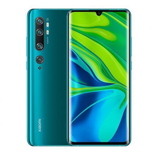 Мобильный телефон Xiaomi Mi Note 10 Pro 8/256GB (Aurora Green)