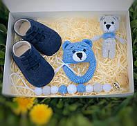 Подарунковий  Іграшковий Набір Для Хлопчика Baby Box