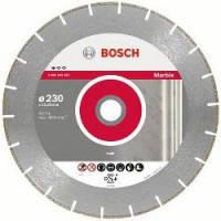 Диск отрезной сегментный Bosch по мрамору Professional 230