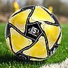 Мяч для игры в футбол марки Golden Bee + Фитнес браслет Mi Band M4 в Подарок!, фото 3
