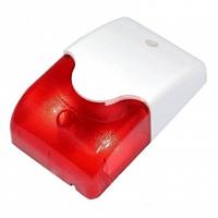 Сирена LD-95 105 дБ (свето-звуковой оповещатель) ультрояркие светодиоды