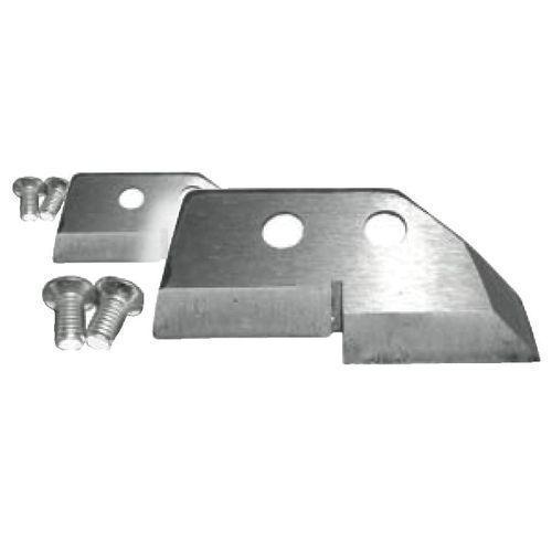 Ножи Nero модифиц. ступеньчатые 130мм,для сверления лунки 150мм блистер (1004-150)