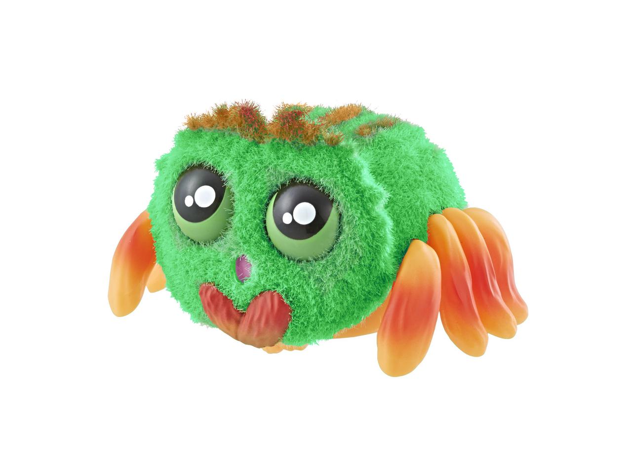 Інтерактивна іграшка павук Yelies (Зелений)
