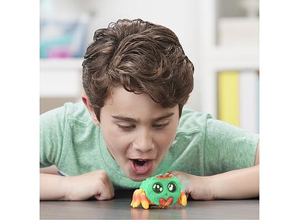 Інтерактивна іграшка павук Yelies (Зелений), фото 2