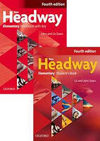 New Headway 4th Edition Elementary Student´s Book and iTutor DVD-ROM + Workbook with Key and iChecker CD