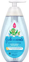 Johnson's Baby жидкое детское мыло  для рук Для маленьких непосед 300мл