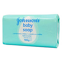 Johnson's Baby мыло детское с протеинами молока 100 г