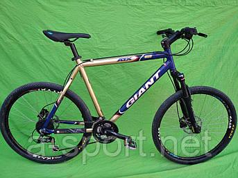 Гірський велосипед Giant ATX, алюміній, гідравліка