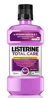 Listerine Total Care ополаскиватель для ротовой полости 6в1 500мл