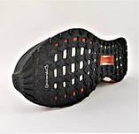 Кроссовки Adidas Energy Boost Чёрные Мужские Адидас (размеры: 41,42,44,45) Видео Обзор, фото 4