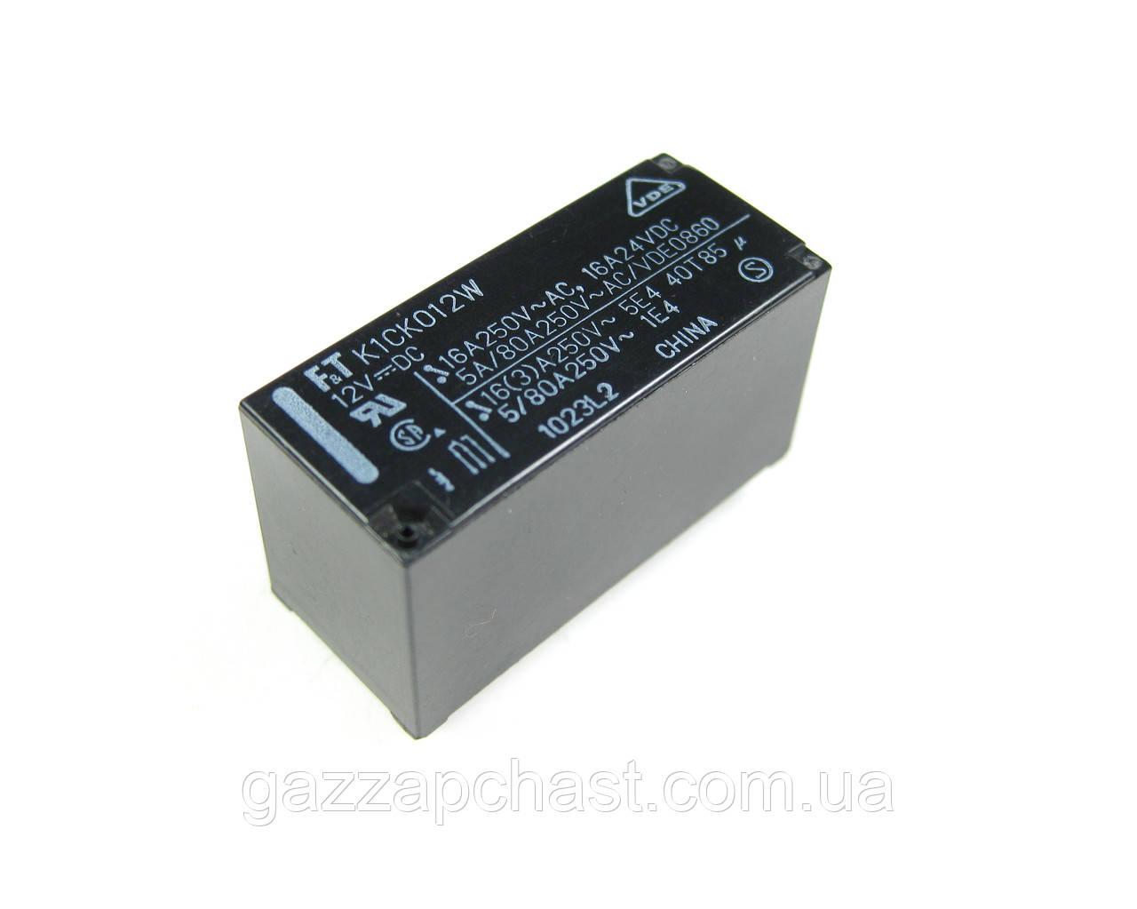 Реле FTR-K1CK012W для ремонта электронных плат котлов Mora Top, холодильников Samsung (Fujitsu)