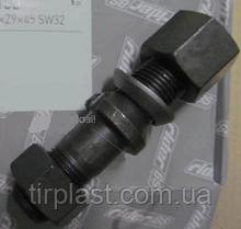 Шпилька колісна BPW KASS SAF шпилька з гайкою і шайбою М22х2х112х29х45 SW32