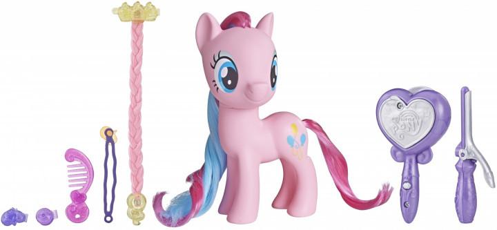 My Little Pony Фигурка Пони с прическами - Волшебный салон Пинки Пай, E3764