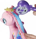 My Little Pony Фигурка Пони с прическами - Волшебный салон Пинки Пай, E3764, фото 3