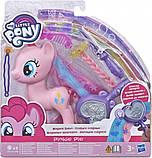 My Little Pony Фигурка Пони с прическами - Волшебный салон Пинки Пай, E3764, фото 4