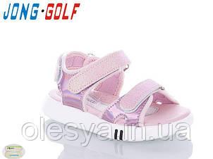 Летние босоножки для девочек 30005 тм Jong Golf Размеры 28 29 Топ продаж