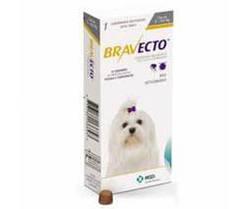 Bravecto Бравекто новый препарат от блох и иксодовых клещей для собак весом 2-4,5кг