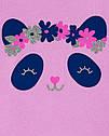 """Детская футболка для девочки Carter's """"Пандочка"""" 3Т/93-98 см, фото 2"""
