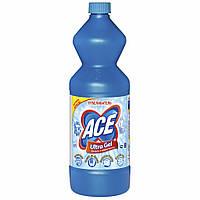 """Отбеливатель """"Асе"""" жидкий 1 л, синий"""