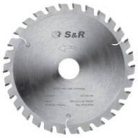 Диск пильный S&R Uni-Cut 210