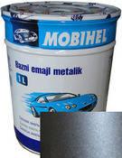 "Audi LY7P Автоэмаль базовая ""металлик"" Helios Mobihel ""Titan Silver"", 1л"