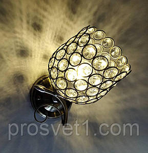 Светильник на стену (W6001/1 золото Melody)