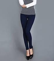 Стильные облегающие брюки лосины, L - XXL, фото 3