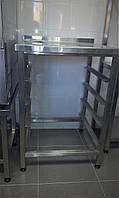 Вспомогательный стол для посудомойки (600*600*850)