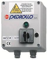 Пульт управления однофазным скважинным насосом QEM 075 (О,55 кВт)