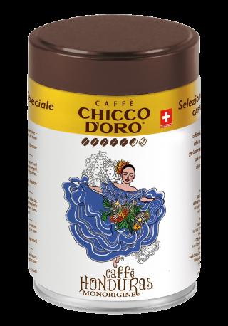 Чіко д'оро Мелену каву Гондурас 250 грам в жерстяній банці