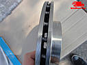 Диск тормозной ВАЗ 2110, 2111, 2112 передний R 13 (пр-во АвтоВАЗ), фото 3