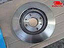 Диск тормозной ВАЗ 2110, 2111, 2112 передний R 13 (пр-во АвтоВАЗ), фото 4