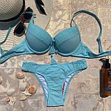 Раздельный женский купальник 40-46 E, фото 3