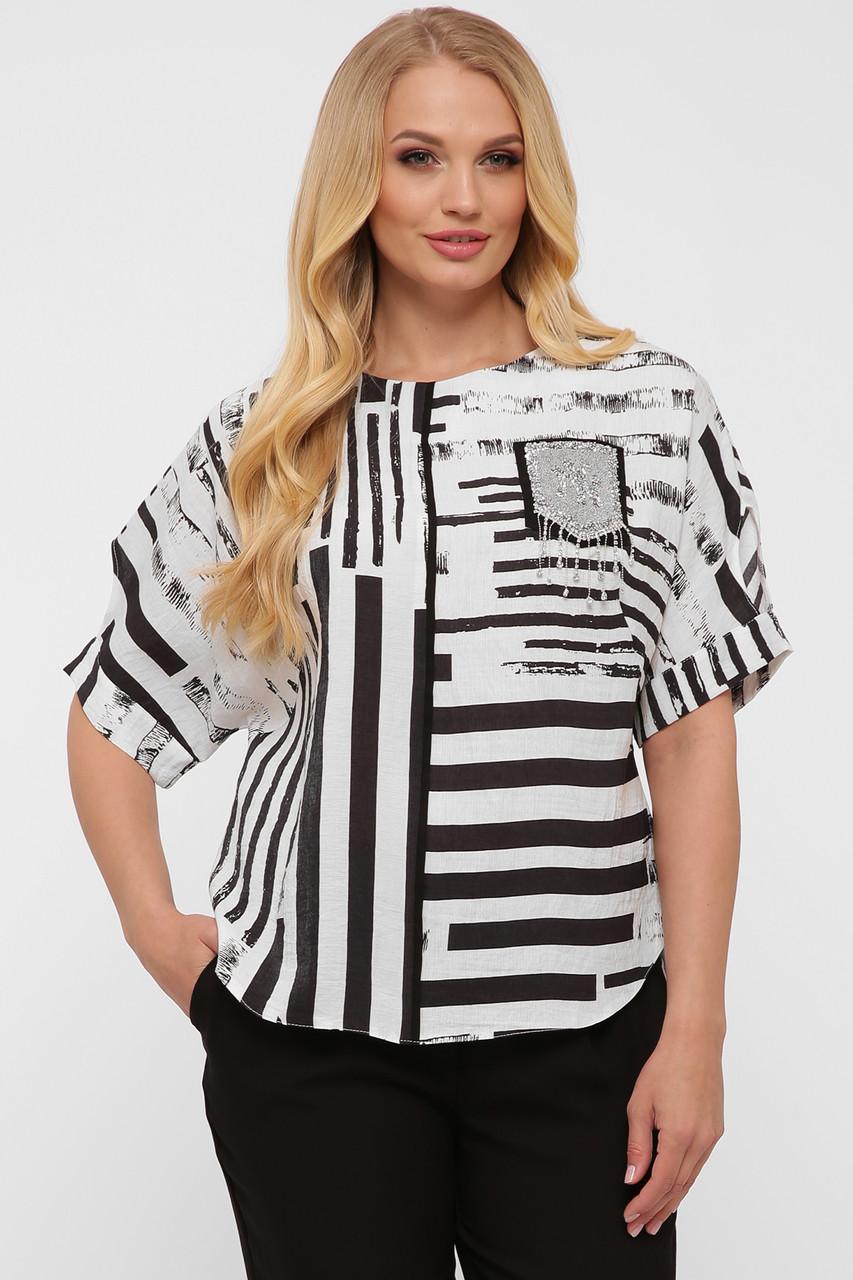 Блуза  женская Гавана полоса