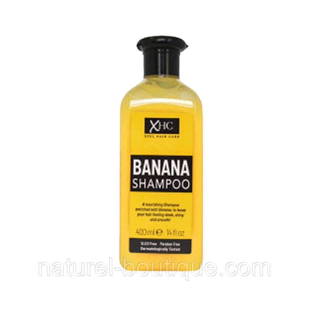 Шампунь для волосся XPEL Banana Shampoo з бананом