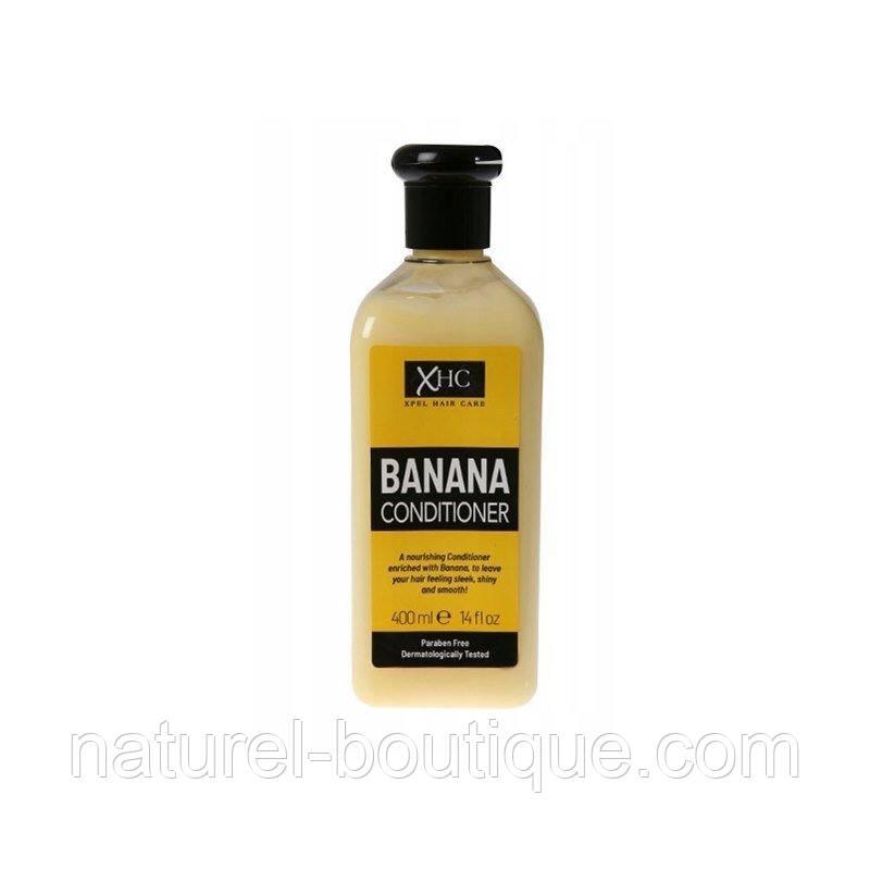 Кондиционер для волос XPEL Banana Conditioner с бананом  400мл