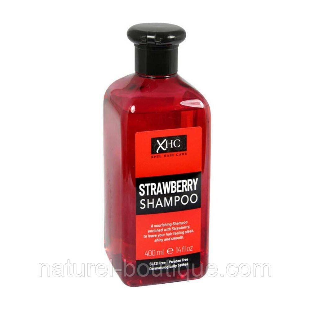Шампунь для волос XPEL Strawberry Shampoo с клубникой
