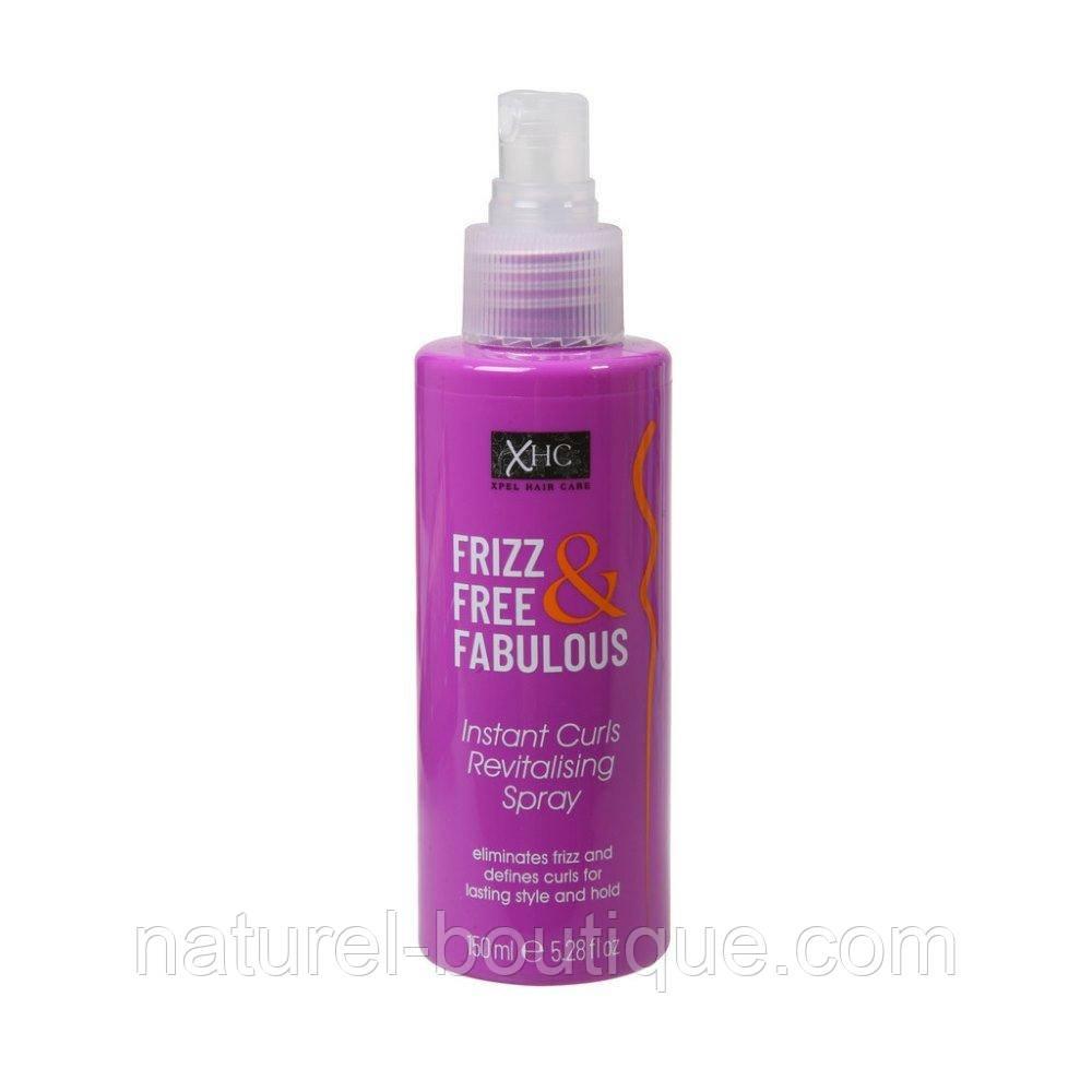 Восстанавливающий спрей XPEL FFF Instant Curls Revitalising  Spray Мгновенные кудри
