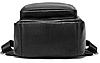 Рюкзак компактный женский Vintage 20053 Черный, фото 5